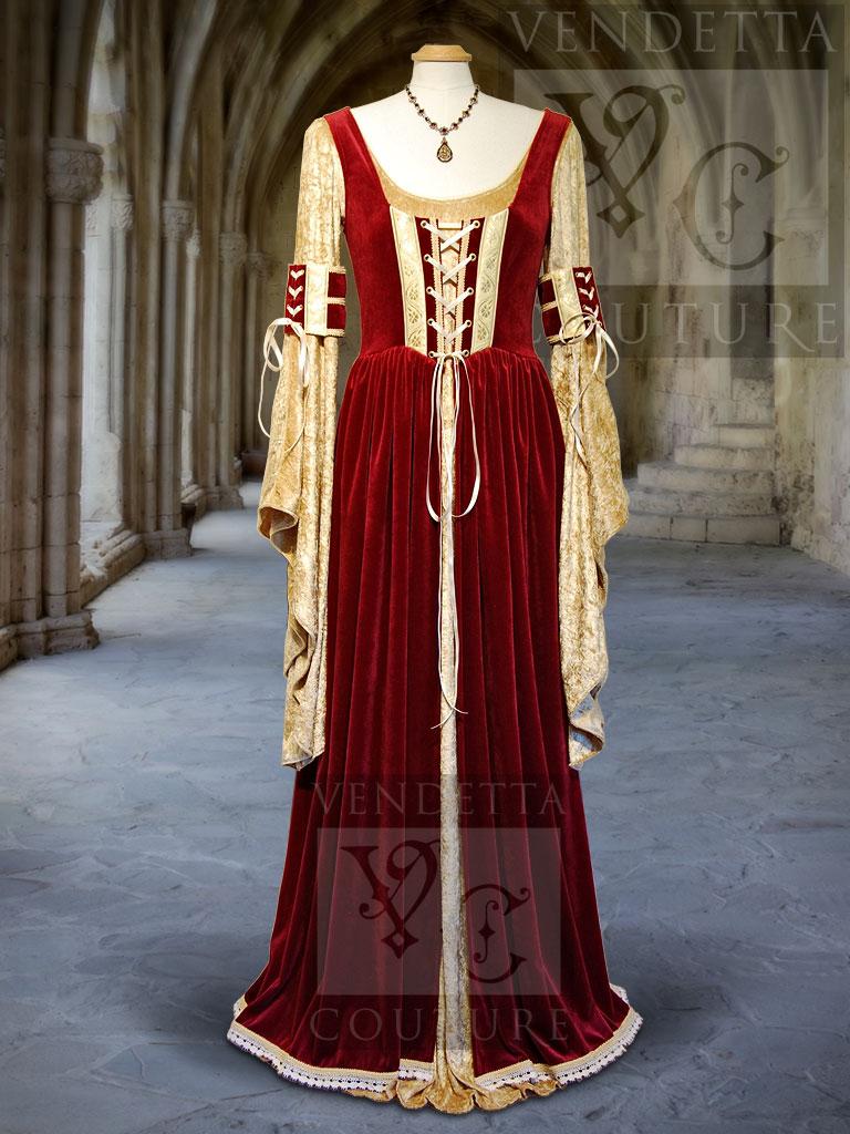 uk medieval dresses and medieval gowns in the uk. Black Bedroom Furniture Sets. Home Design Ideas