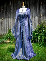 Calallily medieval dress