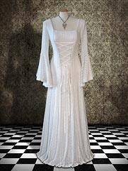 Daylily-020 Wedding Dress