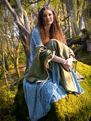 Lily-025 Medieval clothing