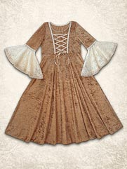 Heather Child-013 medieval style dress
