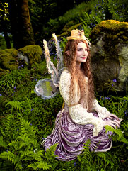 Jasmine-012 UK Faery dress