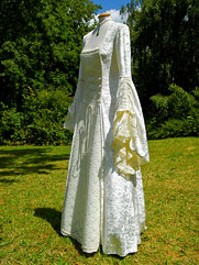 Lily-017 Wedding Dress