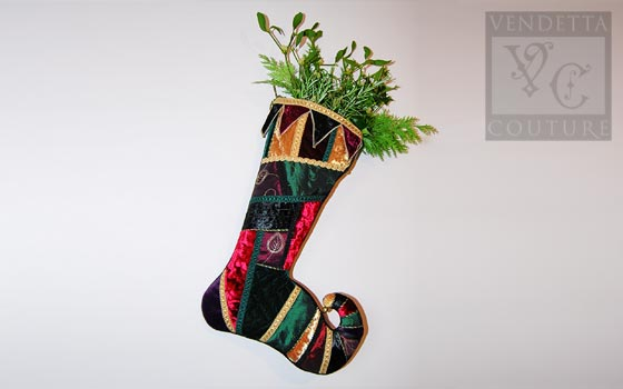 Pixie Christmas Stocking-012