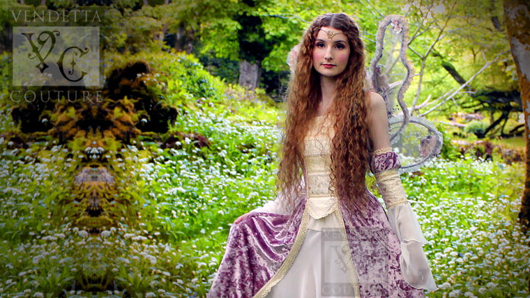 Faery dress UK