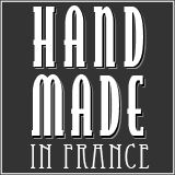 hand made in France